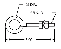Eye Bolt Assembly