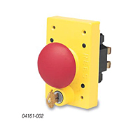 1.00 inch and 2.25 inch Push Button with Key Lock 1